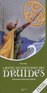 Cartes divinatoires des druides : signification, interprétation, divination