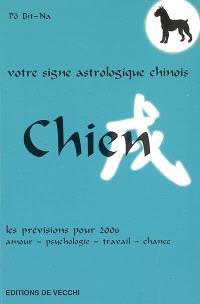 Chien : votre signe astrologique chinois en 2006
