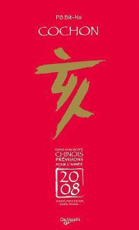 Cochon : votre horoscope chinois, prévisions pour l'année 2008