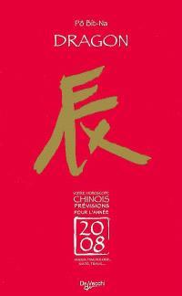 Dragon : votre horoscope chinois, prévisions pour l'année 2008