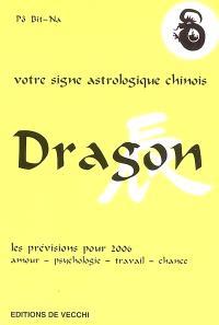 Dragon : votre signe astrologique chinois en 2006