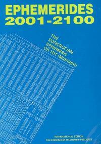 Ephemerides 2001-2100