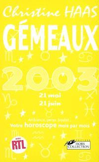 Gémeaux 2003