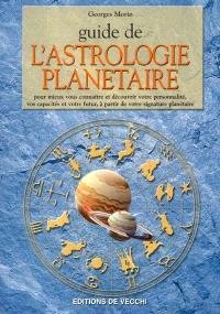 Guide de l'astrologie planétaire