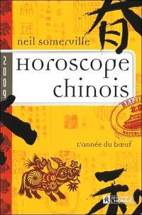Horoscope chinois 2009