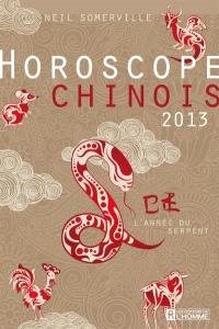 Horoscope chinois 2013  : l' année du serpent