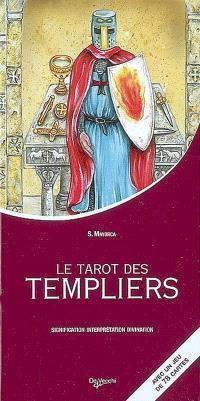 Les tarots des Templiers : signification, interprétation, divination