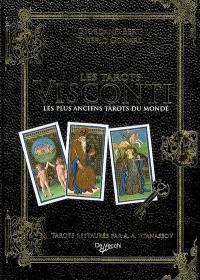 Les tarots Visconti : les plus anciens tarots du monde