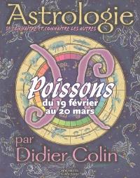 Poissons, du 19 février au 20 mars