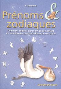 Prénoms & zodiaques