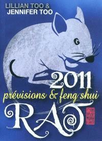 Rat 2011 : prévisions & feng shui