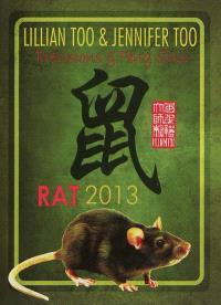 Rat 2013 : prévisions & feng shui