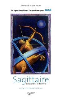 Sagittaire : 22 novembre-20 décembre : caractère, chance, amour, les prévisions pour 2008