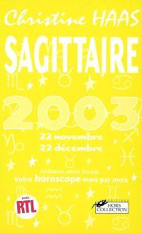 Sagittaire 2003