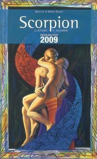 Scorpion : 23 octobre-21 novembre : prévisions pour 2009
