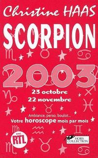 Scorpion 2003