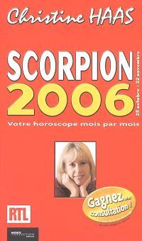 Scorpion 2006 : 23 octobre-22 novembre