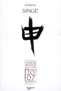 Singe : votre horoscope chinois, prévisions pour l'année 2007