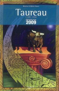 Taureau : 21 avril-20 mai : prévisions pour 2009