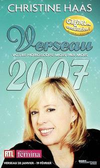 Verseau 2007 : 20 janvier-19 février