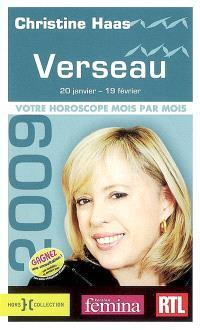 Verseau 2009 : 20 janvier-19 février