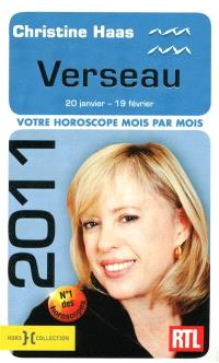 Verseau 2011 : 20 janvier-19 février