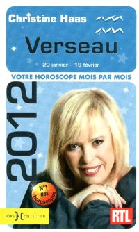 Verseau 2012 : 20 janvier-19 février