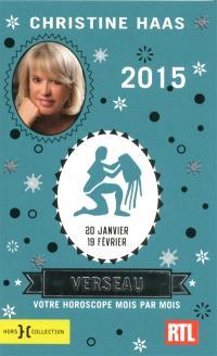 Verseau 2015 : 20 janvier-19 février