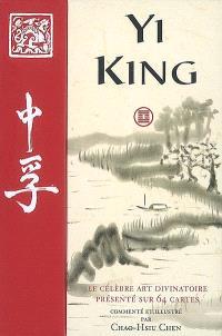 Yi-king : le célèbre art divinatoire présenté sur 64 cartes