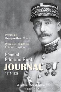 Journal : 1914-1923