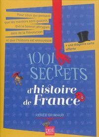 1.001 secrets d'histoire de France