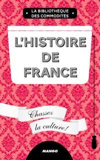 L'histoire de France : chassez la culture !