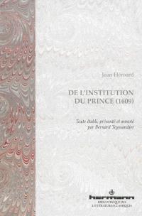 De l'institution du prince (1609)