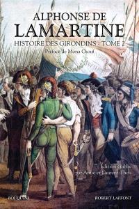 Histoire des Girondins. Volume 2
