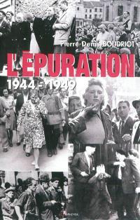 L'épuration, 1944-1949