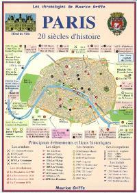 Paris : 20 siècles d'histoire