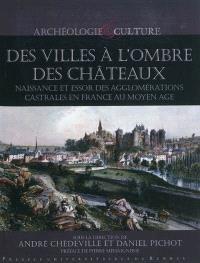 Des villes à l'ombre des châteaux : naissance et essor des agglomérations castrales en France au Moyen Age : actes du colloque de Vitré (16-17 octobre 2008)