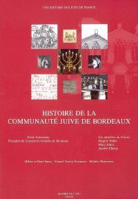 Histoire de la communauté juive de Bordeaux