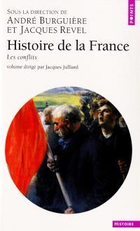 Histoire de la France. Volume 5, Les conflits