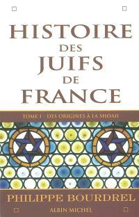 Histoire des Juifs de France. Volume 1, Des origines à la Shoah