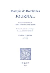 Journal. Volume 8, 1815-1822