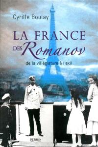 La France des Romanov : de la villégiature à l'exil
