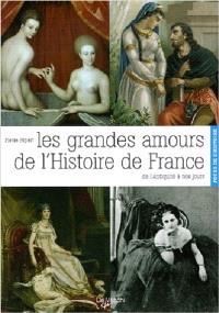 Les grandes amours de l'histoire de France : de l'Antiquité à nos jours