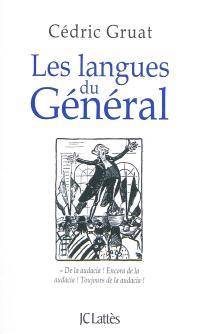 Les langues du Général