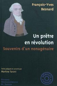 Un prêtre en Révolution : souvenirs d'un nonagénaire