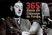 365 dates de l'histoire de France