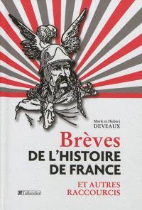 Brèves de l'histoire de France : et autres raccourcis