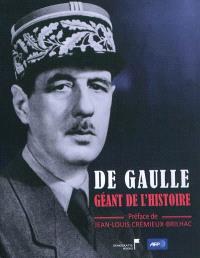 De Gaulle, géant de l'histoire
