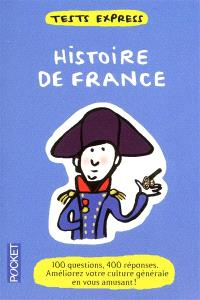 Histoire de France : tests express