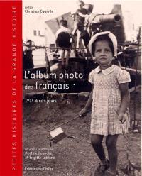 L'album-photos des Français de 1914 à nos jours